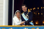 Royal Wedding Rewind: (Then) Prince Felipe and Letizia Ortiz