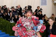 SOME People Got Funky at the Rei Kawakubo Met Gala in 2017
