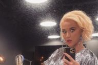 Katy Perry's Balenciaga Caftan Is Amazing