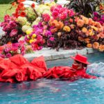 Coco Rocha Closed Christian Siriano By Wading Into His Pool