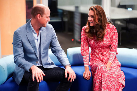 Wills and Kate Are Back Out and About In Public Doing Things