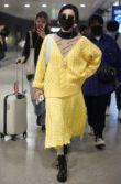 Has Fan Bingbing Taken Up Knitting in Quarantine?