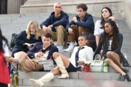 Pics Are Trickling Out From The Gossip Girl Reboot