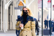 This Is Sincerely a Good Coat on Nicky Hilton (Rothschild)