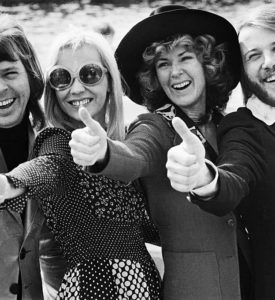 ABBA Thumbs Up