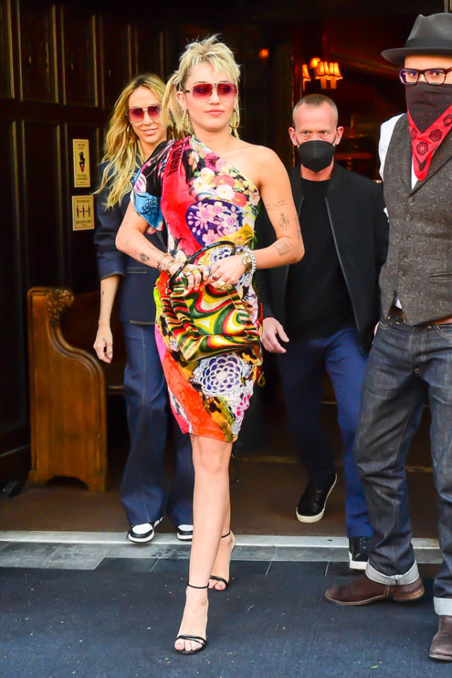 Celebrity Sightings In New York City - May 06, 2021