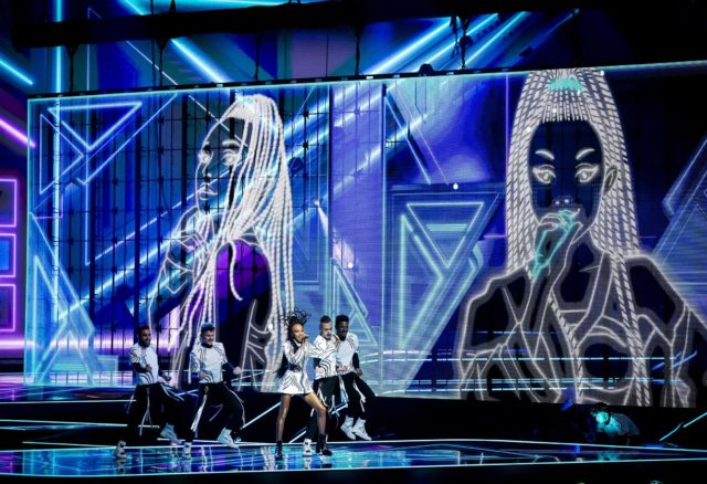 Grand Final - 65th Eurovision Song Contest, Rotterdam, Netherlands - 22 May 2021