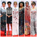 There Were Some Damn Good Patterns at the British Academy Television Awards This Weekend!