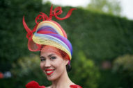 Behold! The Very Best Ascot Hats of 2021