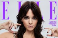 Elle Gave Another August 2021 Cover to Kendall Jenner