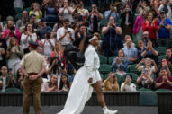 Serena Went Out Looking Regal, and Other Wimbledon Outfit Highlights