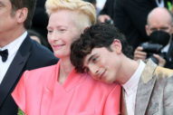 Monday's Dispatch from Cannes Features Timmy Chalamet and SWINTON