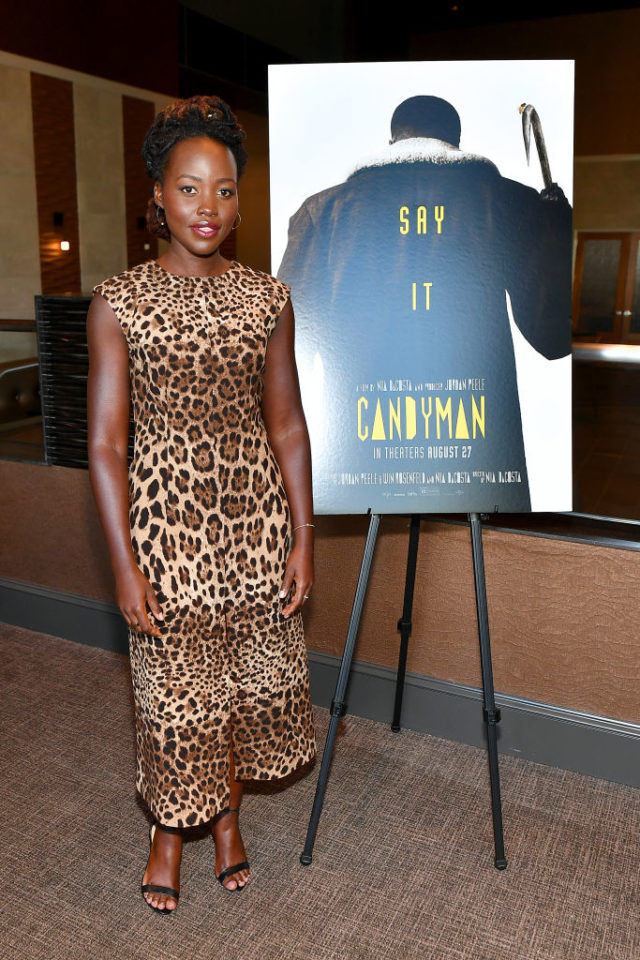 Universal Pictures, Metro Goldwyn Mayer Picture And Monkeypaw Present A Special Screening Of CANDYMAN, Hosted By Lupita Nyong'o