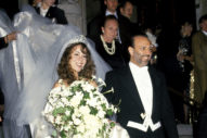 Wedding Rewind: Mariah Carey and Tommy Mottola's Nuptials Were Extremely Over the Top