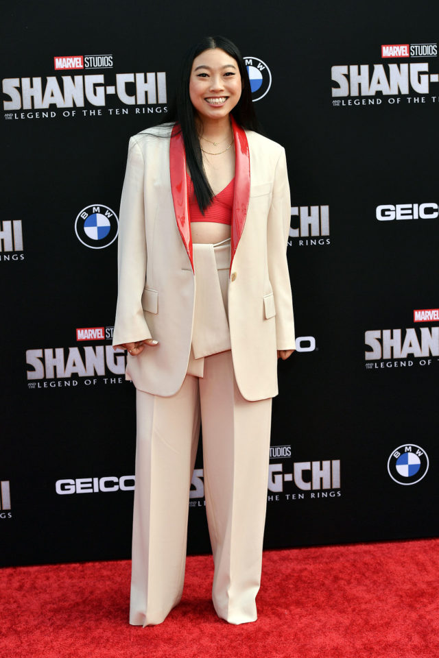'Shang-Chi and The Legend of The Ten Rings' film premiere, Arrivals, Los Angeles, California, USA - 16 Aug 2021
