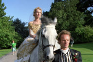 Wedding Rewind: Sting and Trudie Styler Got Married On This Day-ish in 1992