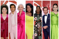 Jake Gyllenhaal Opted for a Pink Suit, and Other Pops of Color from the 2021 Tony Awards