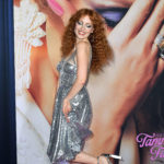 Jessica Chastain Goes DISCO for the NYC Premiere of The Eyes of Tammy Faye