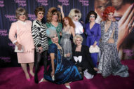 Jessica Chastain Was Not The Only Person Who Came to the Eyes of Tammy Faye Premiere