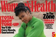 Taraji P. Henson's Women's Health Cover Was Briefly Confusing