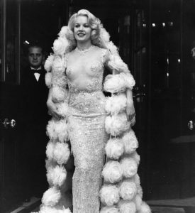 Sheer Is Forever: See What Carroll Baker Wore On This Day in 1964