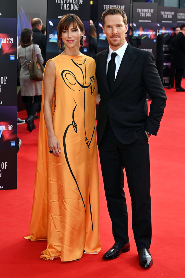 'The Power of the Dog' premiere, BFI London Film Festival, UK - 11 Oct 2021